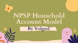 Npsp Household Model - Salesforce
