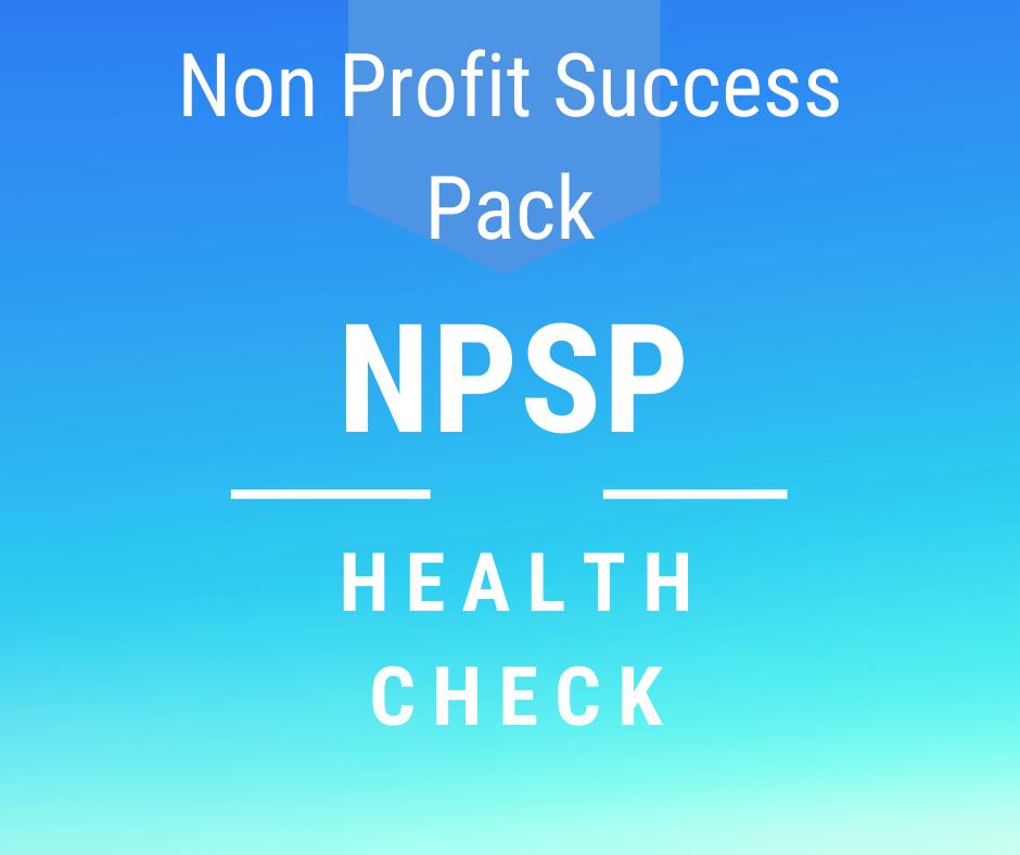 NPSP Health Check