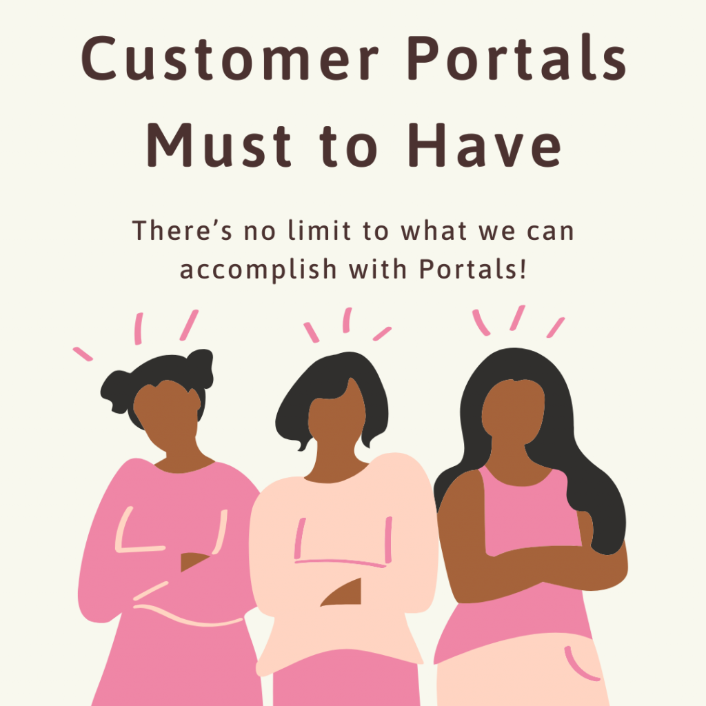 Most Effective Customer Portal Features